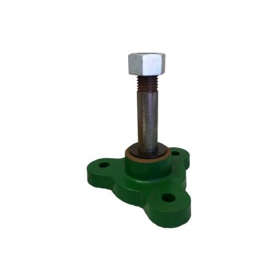 Cast Iron Wall Mounted Clamp Screw with Nut & Washer