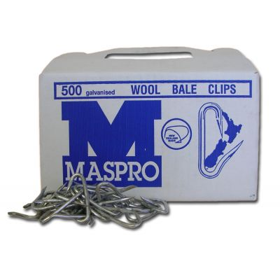 Bale Clips, Tools & Hooks | Woolshed Supplies | Shearing