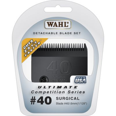 Wahl Ultimate #40 Blade Set .6mm