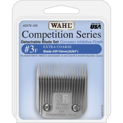 Wahl #3F Blade Set 10mm Coarse
