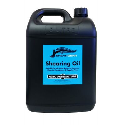 ShearGear Shearing Oil 5LT
