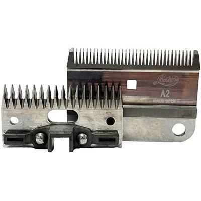 Lister Medium Clipper Blade Set