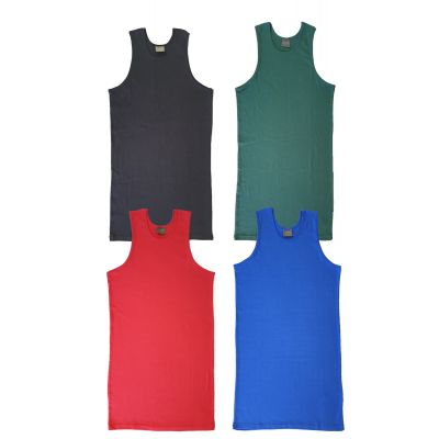 Natural Authentic Cotton Singlet