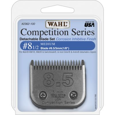Wahl #8.5 Blade Set  3mm