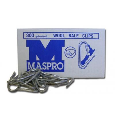 Maspro bale Clips - 300 Pack
