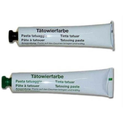 Tattoo Paste - Green