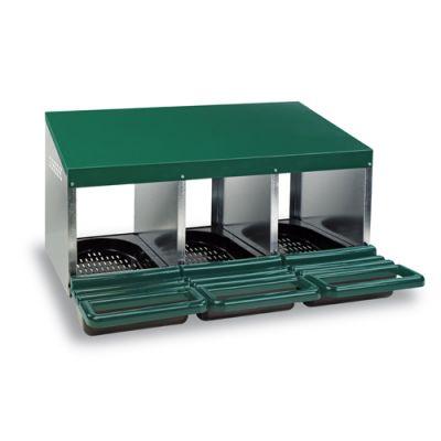 Metal Nesting Box Triple