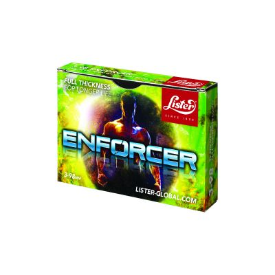 Lister 398 Enforcer FT Combs