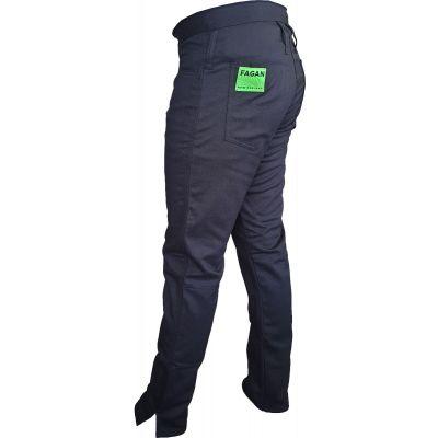 Fagan ShearBlack Stretch Shearing Jeans