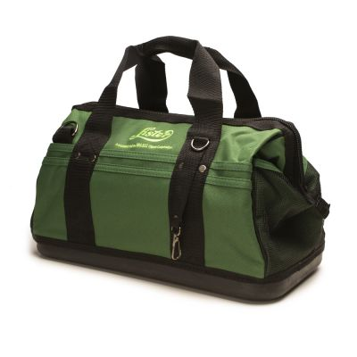 Lister Sheepshear Holdall Bag (Green)