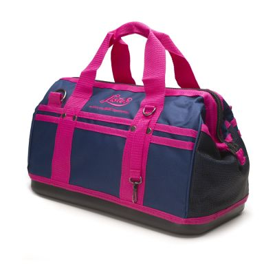 Lister Clipper Holdall Bag (Blue/Pink)