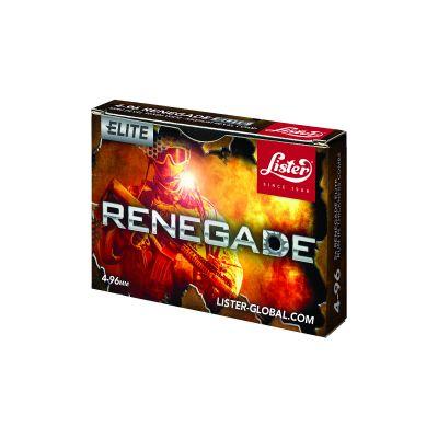 Lister 496 Renegade Elite Combs