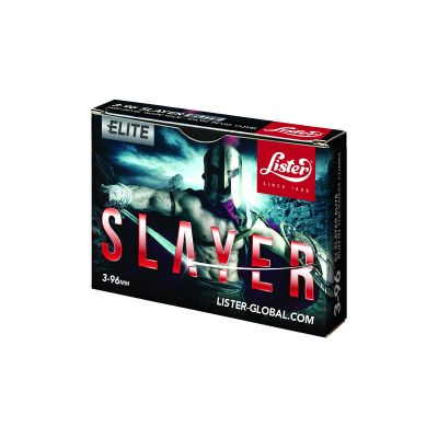 Lister 396 Slayer Elite Combs