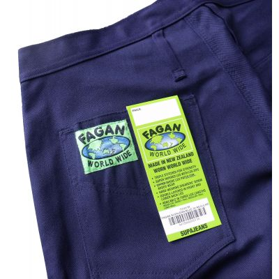 Fagan Supajean Blue Jeans - Final Stock Clearance