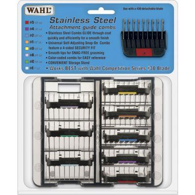 Wahl KM Competition Series Comb Attachment Set